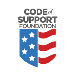code of support foundation logo