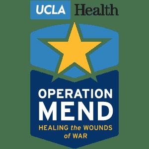 UCLA Operation Mend Logo